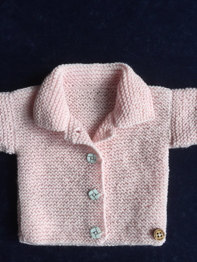 Baby Jackets with Collar