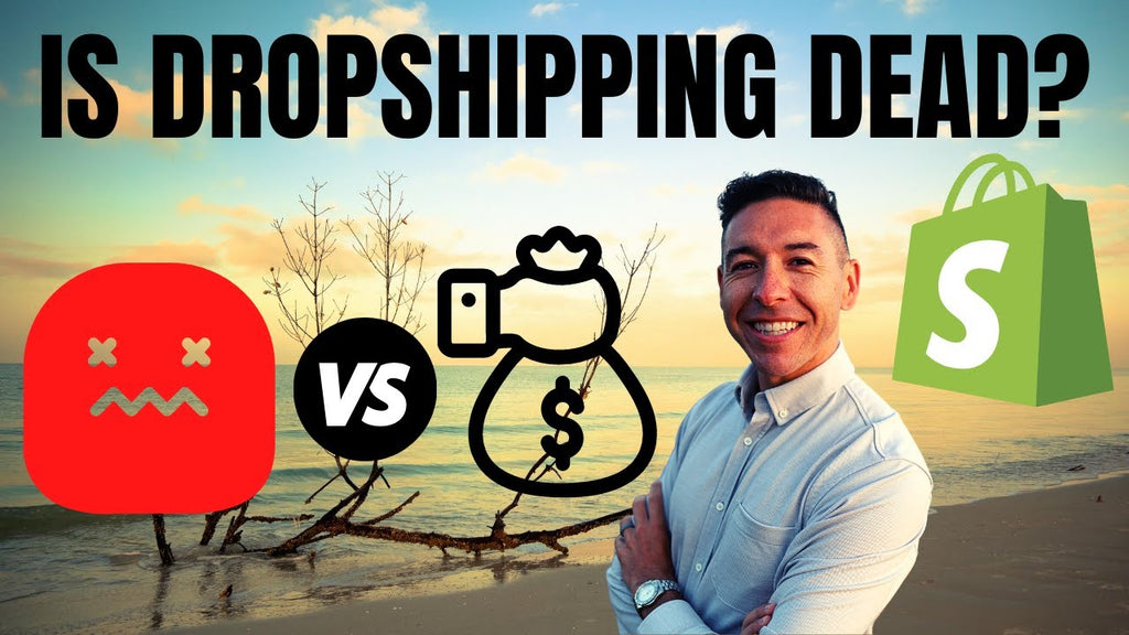 Is Drop Shipping Dead?