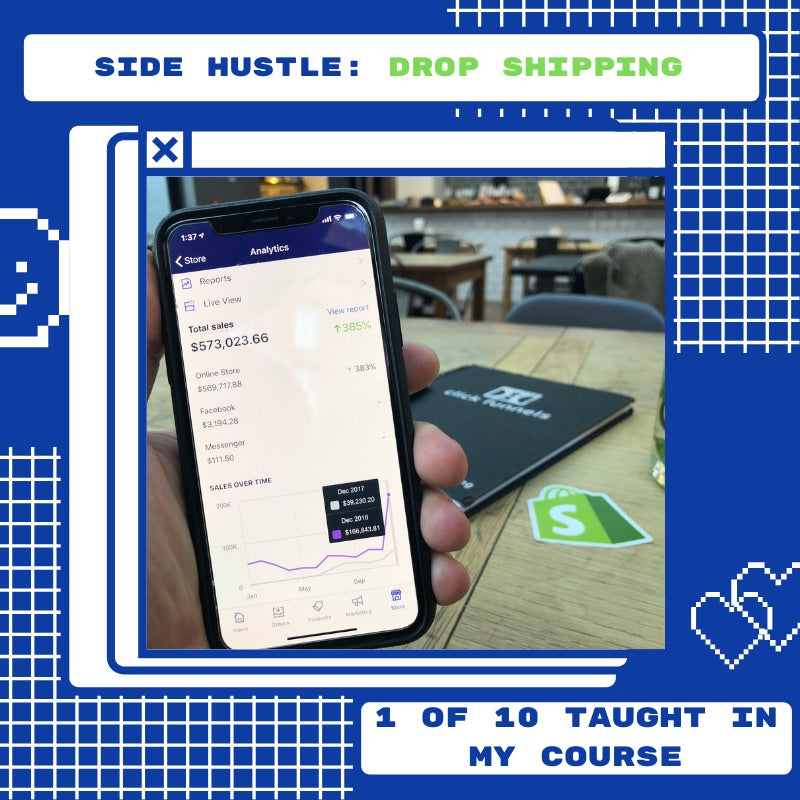 Online Side Hustle Academy