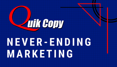 Never-Ending Marketing Program