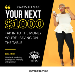 3 Ways to make your next $1000
