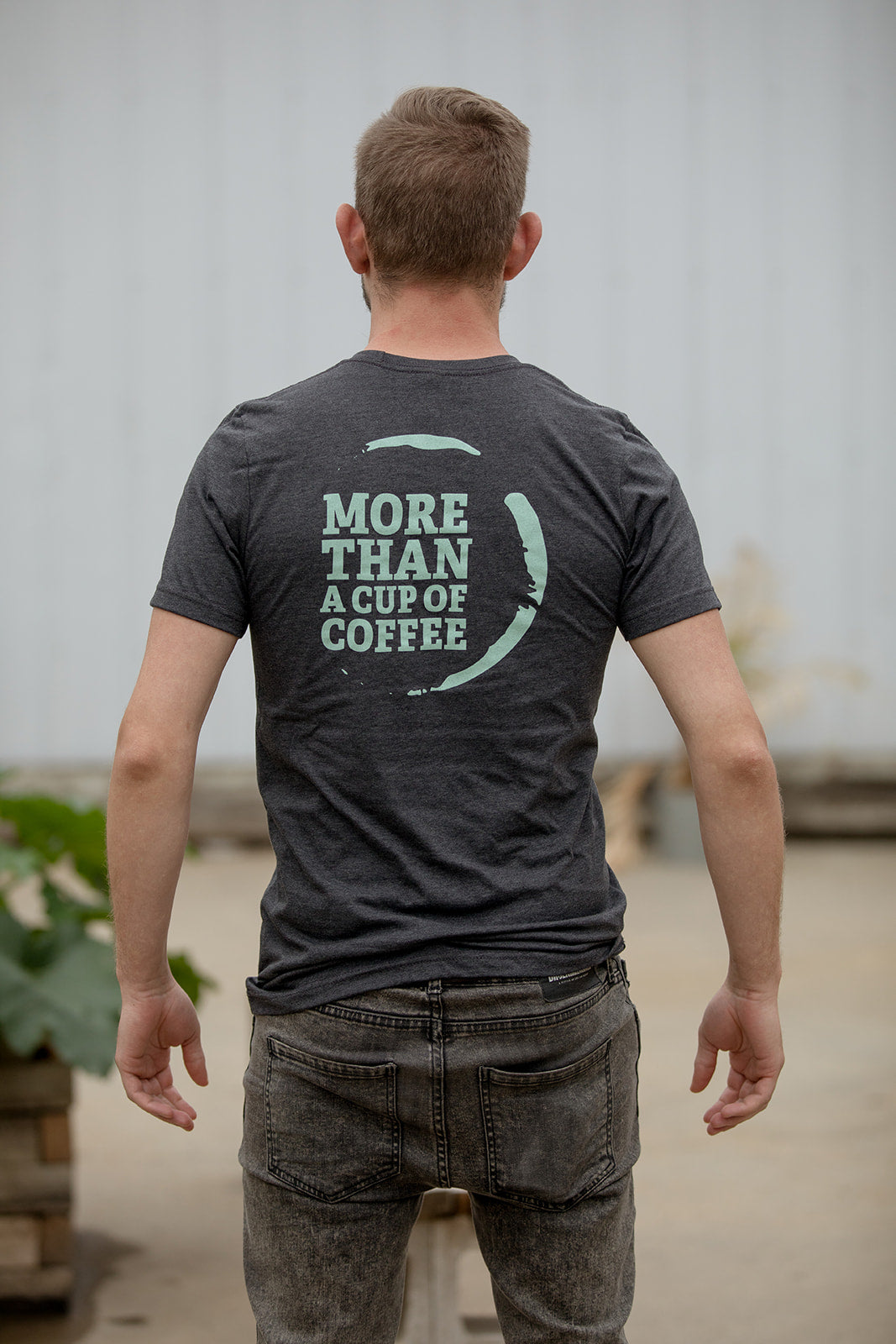 Road Coffee Tshirt