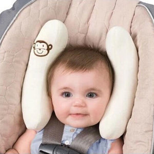Soft Baby Neck Support Car Seat Pillow AE4LIFE