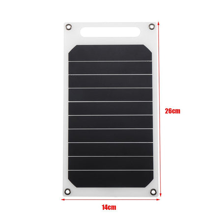 Solar Panel Slim & Light USB Charger AE4LIFE