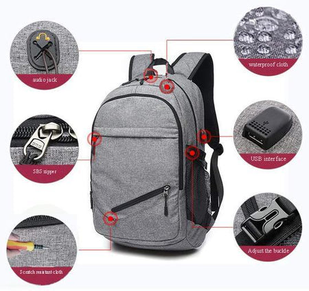 Sports Laptop Backpack AE4LIFE