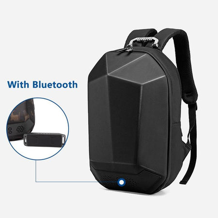 Multifunction backpack for male travel USB Bluetooth backpack AE4LIFE