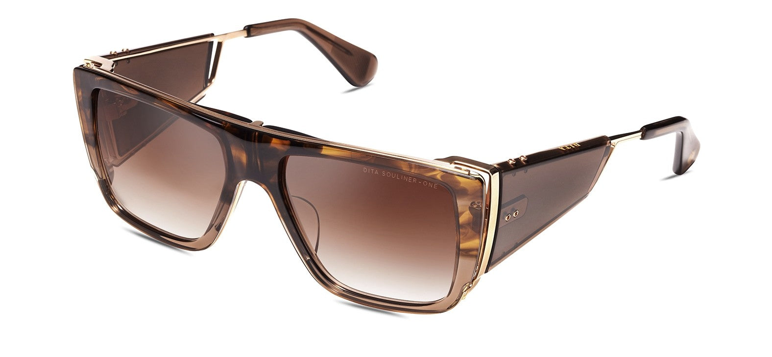 Dita Souliner One - Gold - Albert Hazan Optician