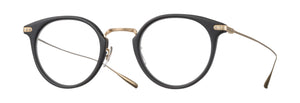 Eyevan Chrissie - Gold - Albert Hazan Optician