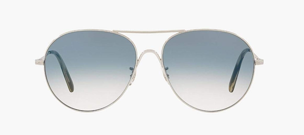 Oliver Peoples Rockmore - Silver - Albert Hazan Optician