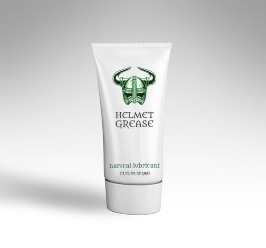 Helmet Grease - Natural Lubricant