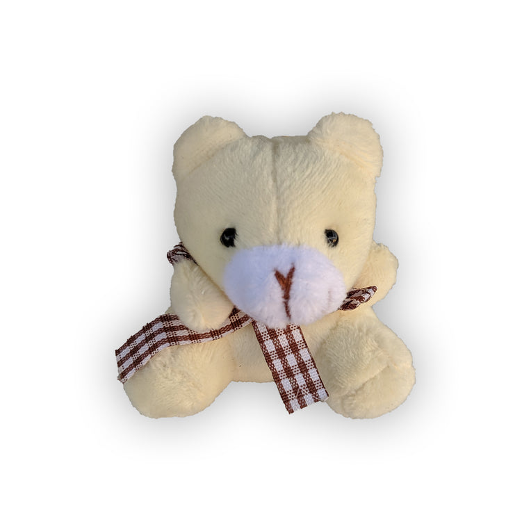 Plush Teddy Bear - Beige