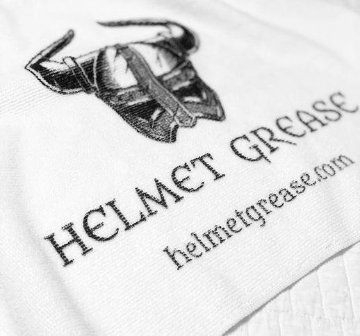 Helmet Grease Cum Towel