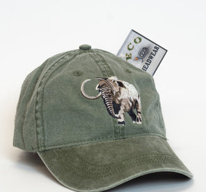 Woolly Mammoth Cap