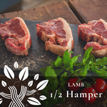 Lamb 1/2 Hamper $180