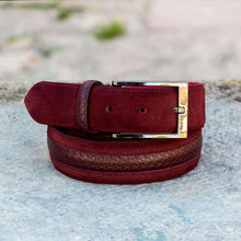 Load image into Gallery viewer, INOLTRE Belt Mr.Burg Venice Belt