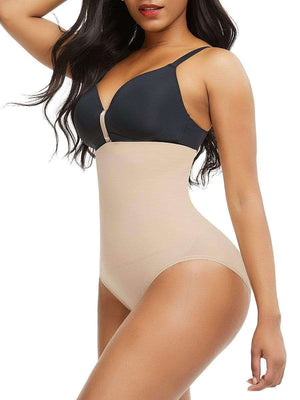 Nude Seamless Panty Tummy Trimmer