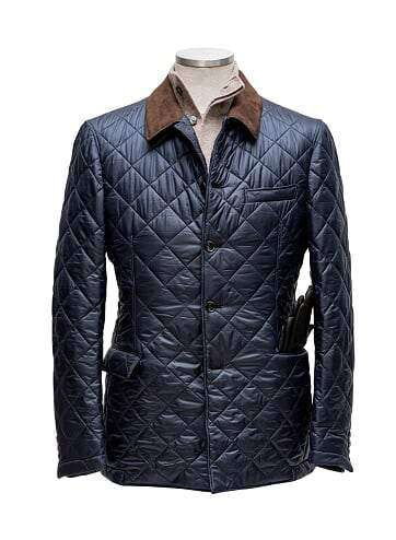 Inoltre Coat The King of Quilted Jackets