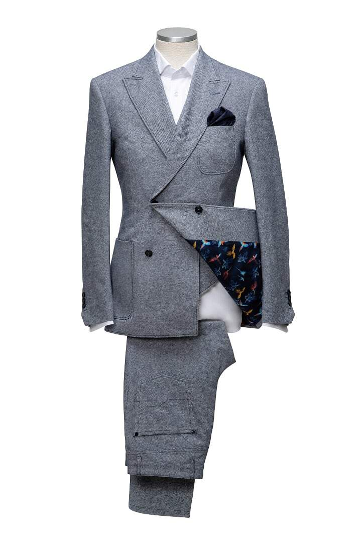 Inoltre Mr. Akron Suit ( Made to Measure)