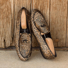 Load image into Gallery viewer, INOLTRE Shoes Mr. Leopard