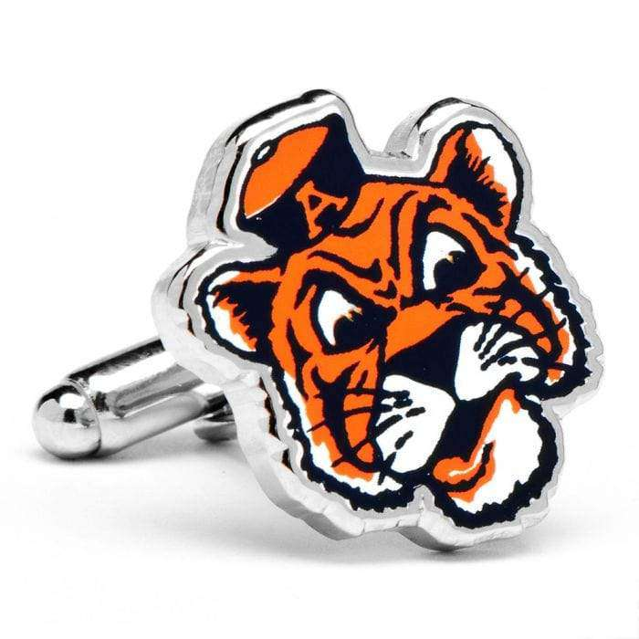 Vintage Auburn University Tigers Cufflinks