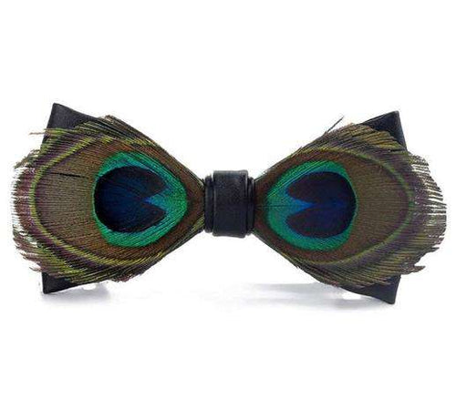 ORIGINAL PEACOCK BOWTIE Bow Ties Shopinoltre