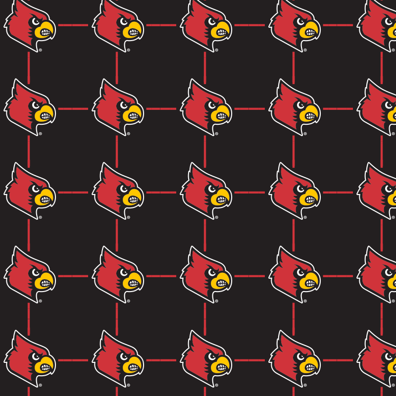 Louisville Cardinals Short Sleeve Woven Shirts
