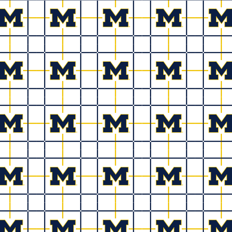 University of Michigan Wolverines Short Sleeve Woven Shirts