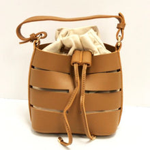 Load image into Gallery viewer, Mini Bucket/Crossbody Bag