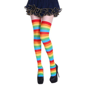 Light Weight Rainbow Stripes