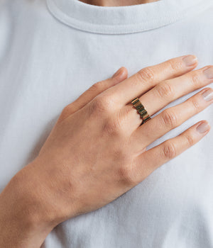 Parmentier Ring - Yellow Gold
