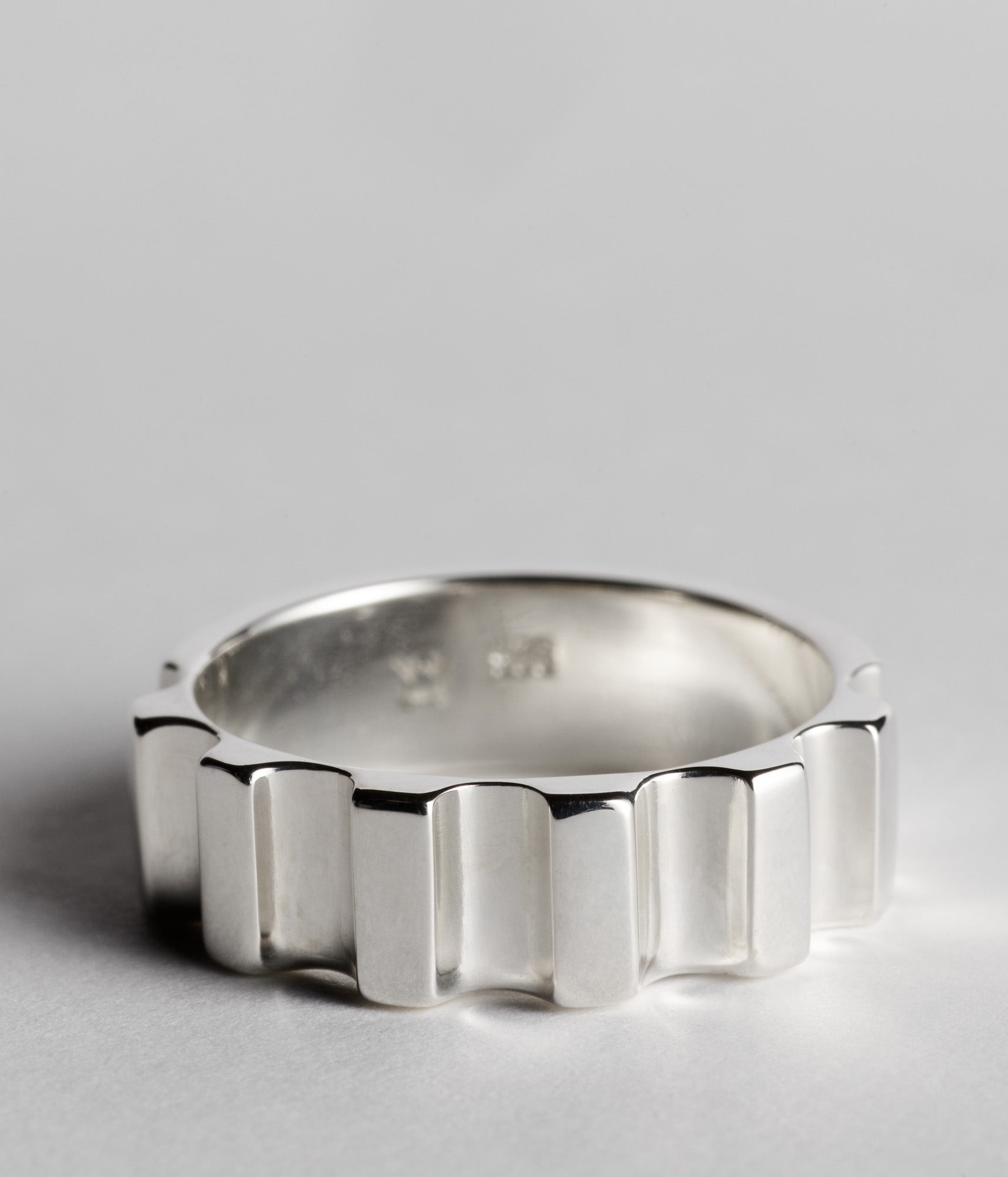 Parmentier Ring - Sterling silver