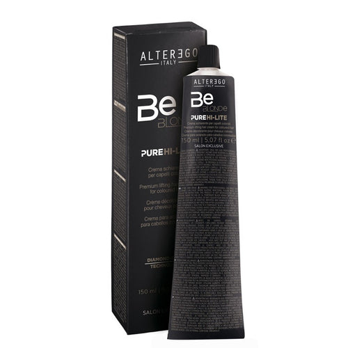 ALTER EGO ITALY - Be Blonde Pure Hi-Lite lifting hair cream