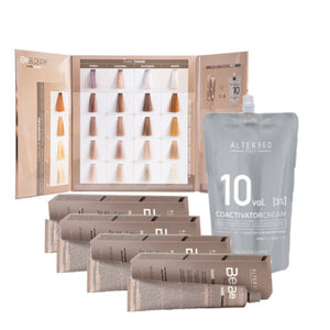 ALTER EGO ITALY  Be Blonde Pure Toner starter kit