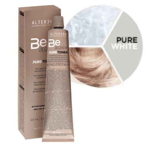 ALTER EGO ITALY - Pure White Be Blonde Pure Toner