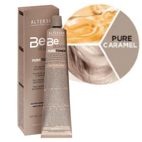 ALTER EGO ITALY - Pure Caramel Be Blonde Pure Toner