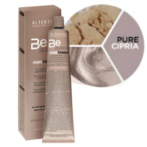 ALTER EGO ITALY - Pure Cipria Be Blonde Pure Toner (Dusty Pink)