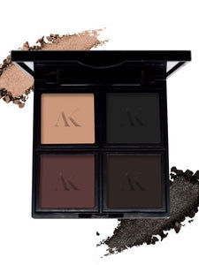 Alika Cosmetics Palette Eyeshadow - 3 Variations Available * Made in Italy *