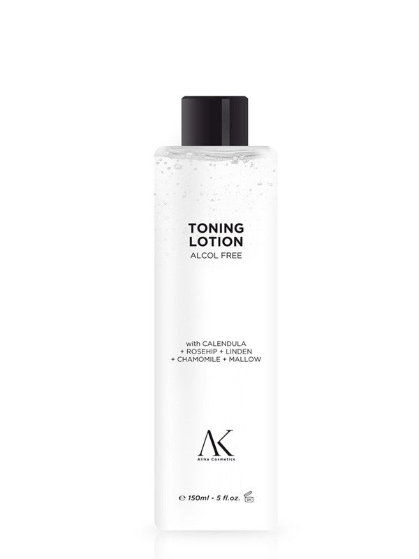 Alika Cosmetics - Toning Lotion * Made in Italy *