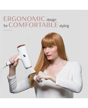 Load image into Gallery viewer, Cura Professional Digital Ionic Hair Dryer