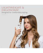 "Load image into Gallery viewer, T3 SinglePass Curl 1"" or 1.25"" Curling Iron"