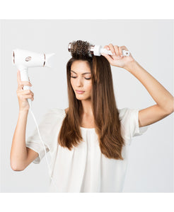T3 Featherweight Compact Folding Hair Dryer with Dual Voltage