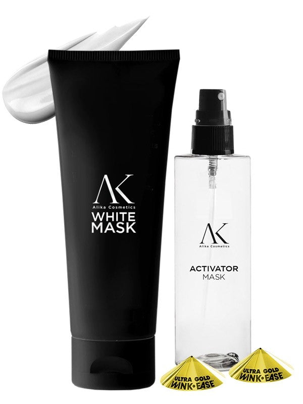 Alika Cosmetics White Mask + Activator Mask