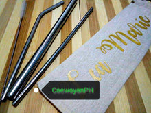 Load image into Gallery viewer, Caewayan Metal Straw (Limited stocks only)