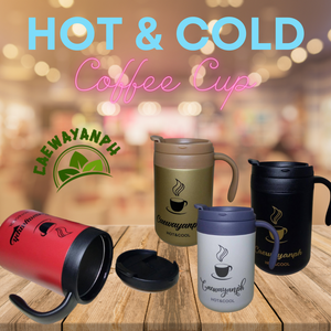 NEW Hot & Cold Coffee Cup (Limited stock)