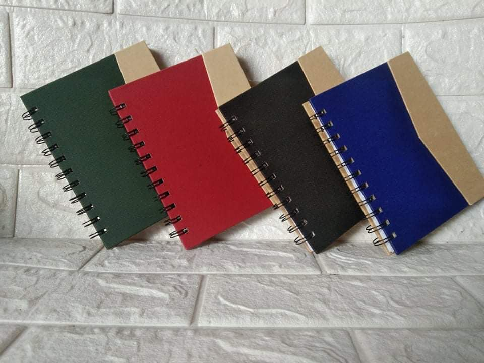 Caewayan Notebook with pen