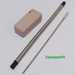 Caewayan Foldable Straw (Limited stocks only)