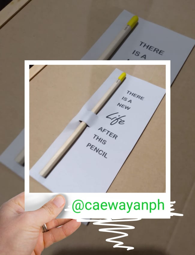 Caewayan Plantable Pencil 9 pcs for P500