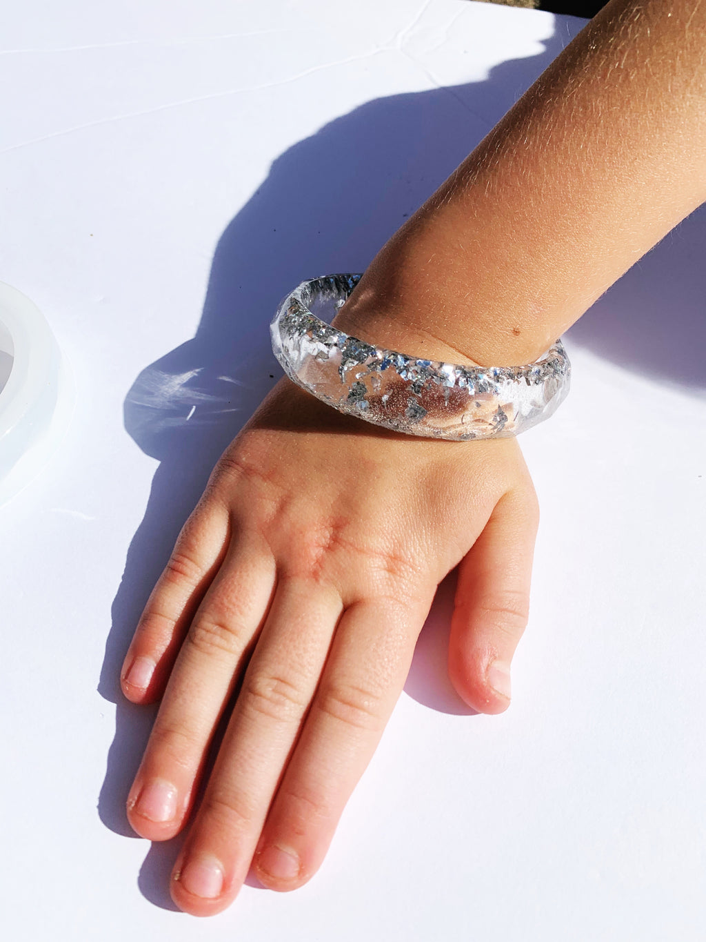 bracelet mold for resin yard girls kids size small
