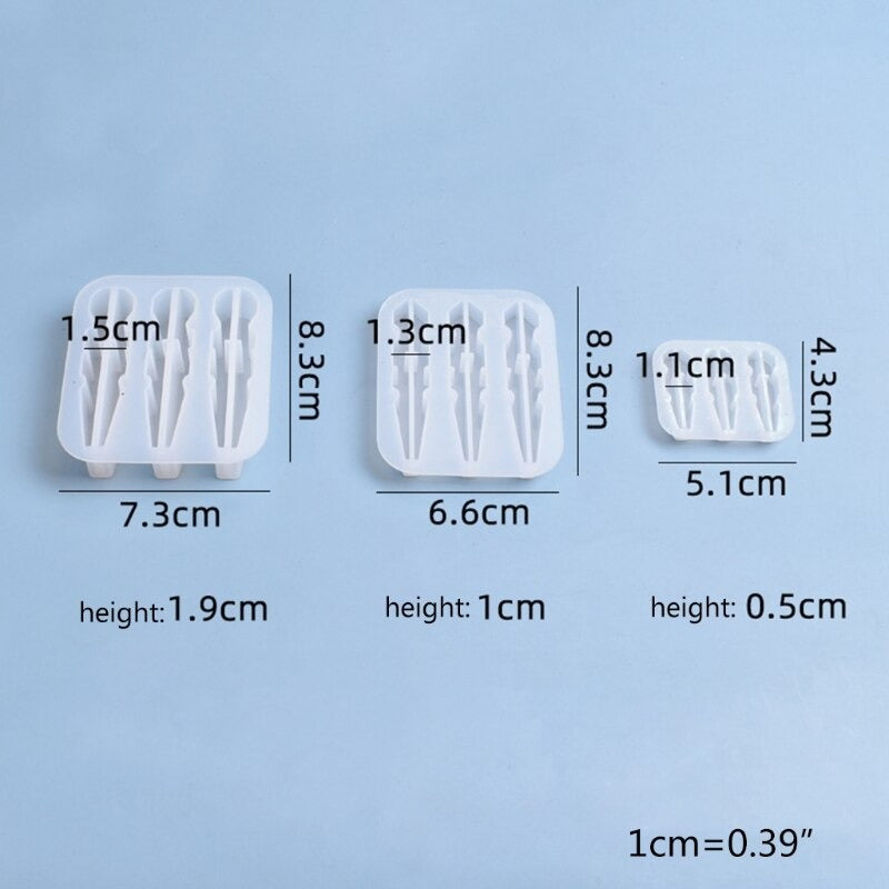 clothes pin clip resin molds  Edit alt text