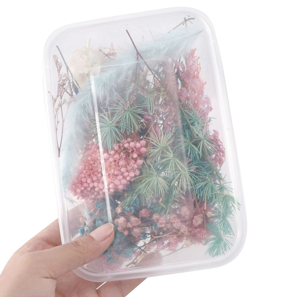 small dried flowers for epoxy resin art mold